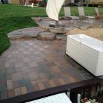 paver walkway in Northville MI