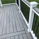 Add a decorative railing to your deck in South Lyon MI