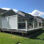 Customize your deck with privacy panels in Commerce MI