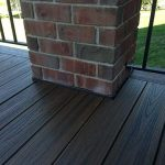 A newly installed deck by Images Landscaping in Novi MI