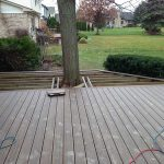 Decking mid construction in Commerce MI