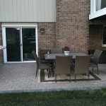 Custom paver patio installation in South Lyon MI