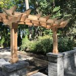 Add a pergola as a part of your patio in Northville MI