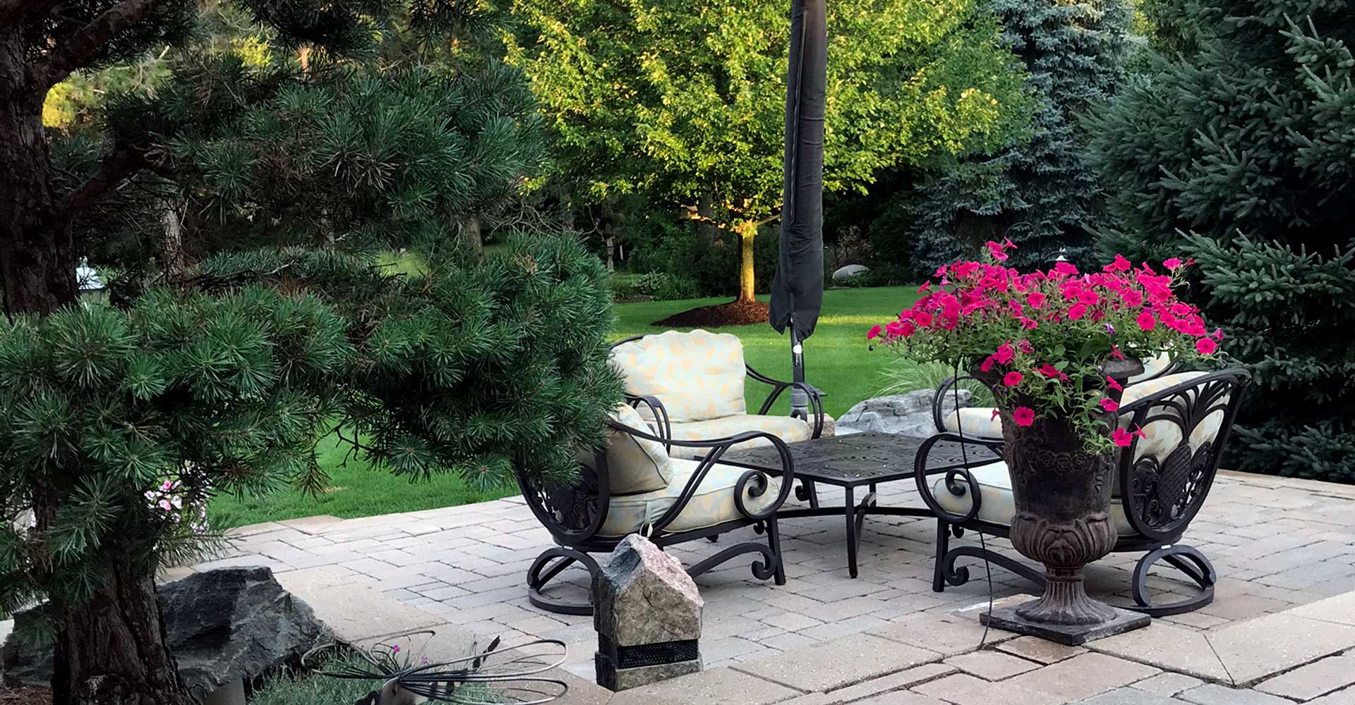 Quality Professional Landscape Care from Four Seasons Landscape Management