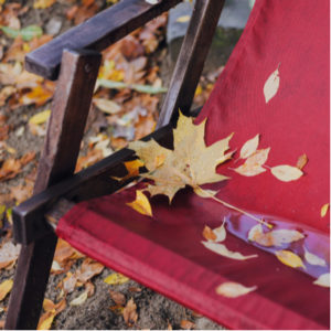 Part of your landscaping winterization includes taking care of your deck and patio furniture here in Novi, MI.